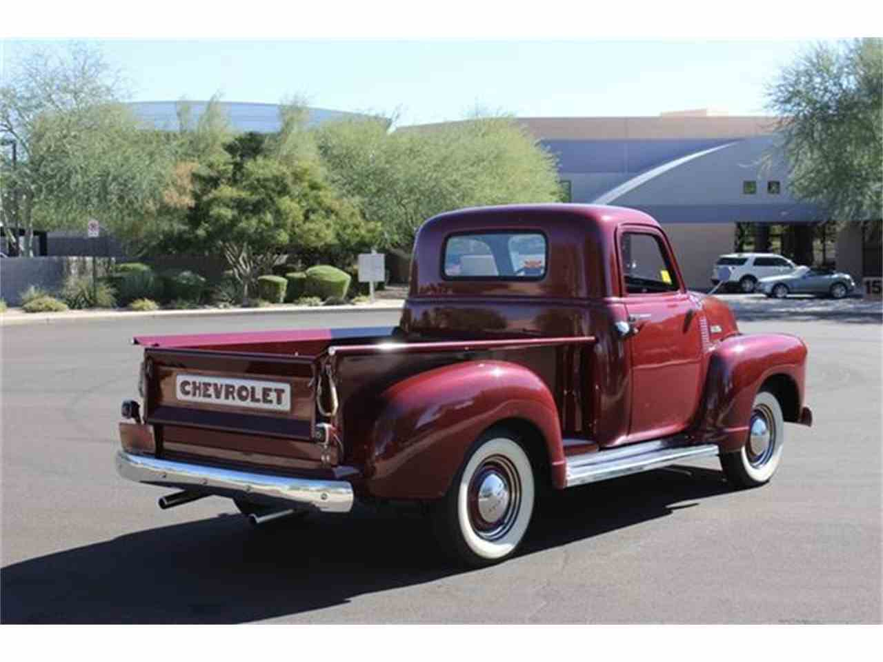 Large Picture of Classic '50 Chevrolet 3100 located in Arizona - $39,995.00 - MQGJ
