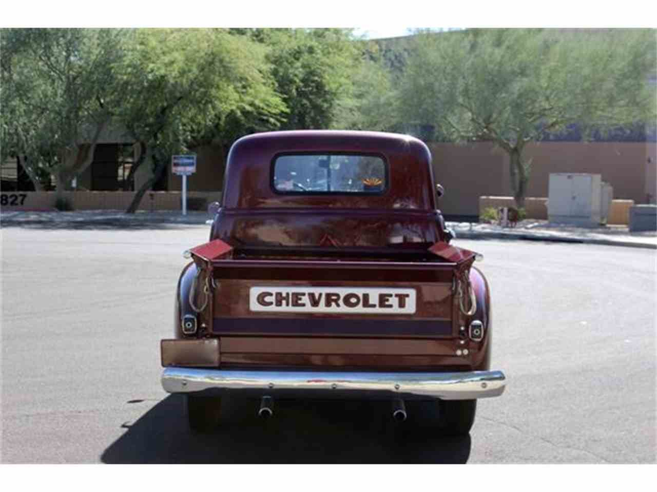 Large Picture of Classic 1950 Chevrolet 3100 located in Scottsdale Arizona - $39,995.00 - MQGJ