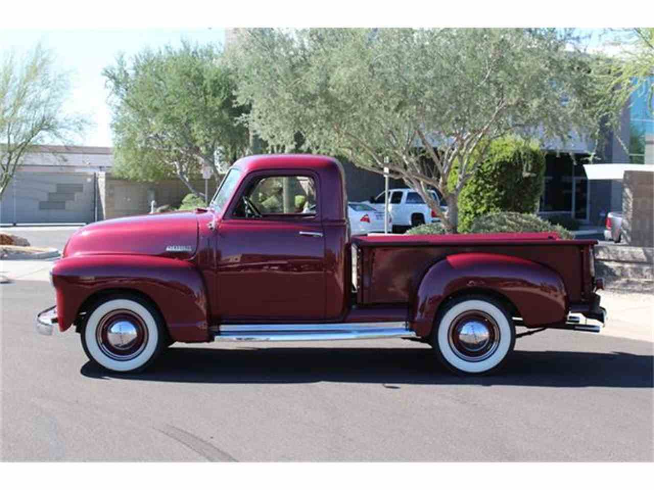 Large Picture of Classic '50 Chevrolet 3100 located in Scottsdale Arizona - MQGJ