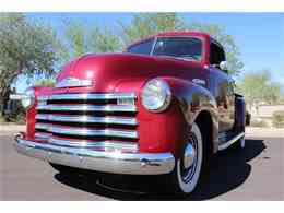 Picture of '50 Chevrolet 3100 located in Scottsdale Arizona - $39,995.00 - MQGJ