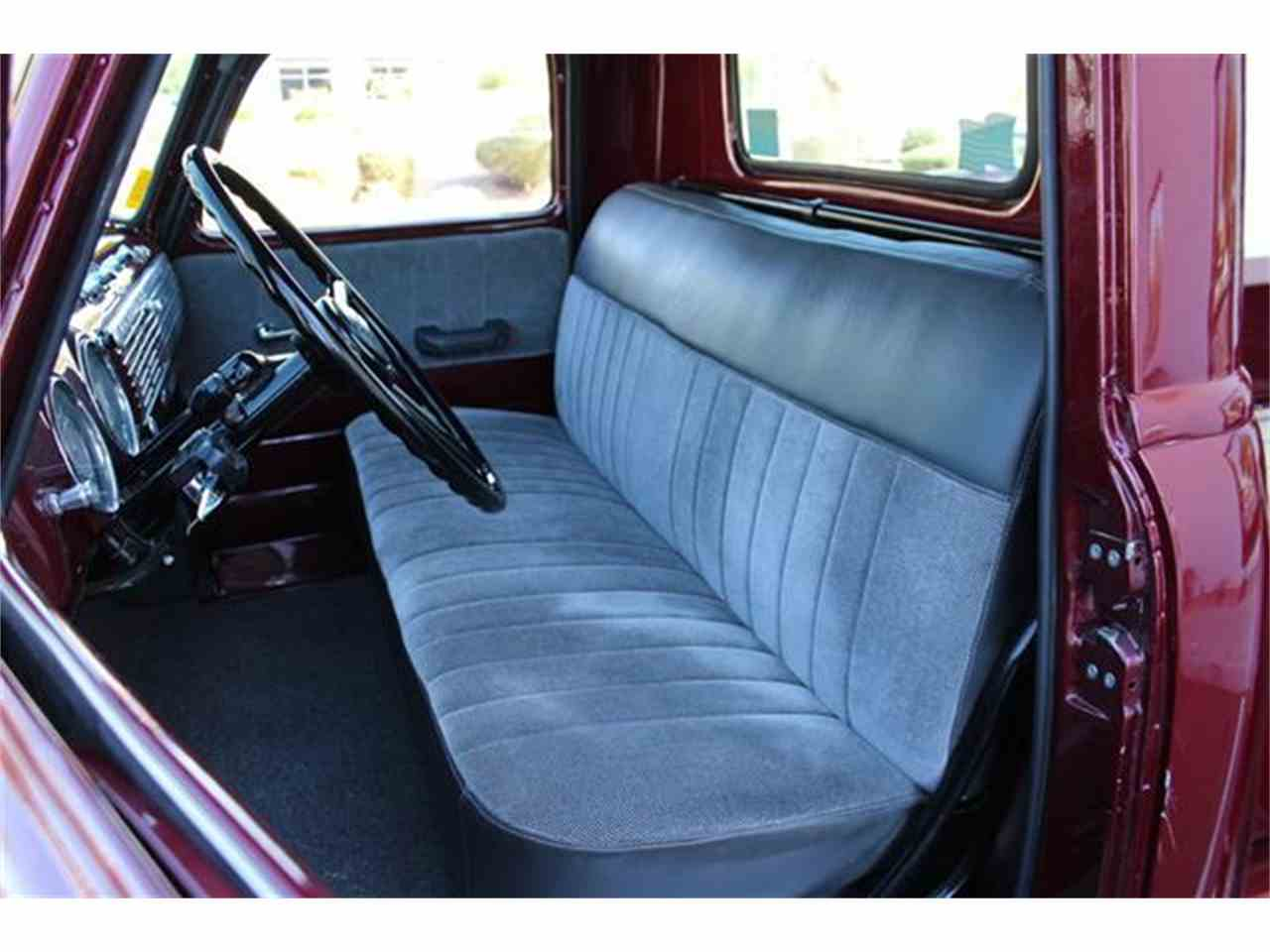 Large Picture of 1950 Chevrolet 3100 - $39,995.00 Offered by Brown's Classic Autos - MQGJ