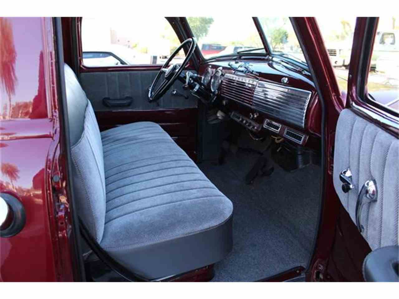 Large Picture of 1950 Chevrolet 3100 located in Arizona - $39,995.00 Offered by Brown's Classic Autos - MQGJ