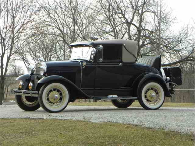 Picture of '30 Model A Sport Coupe - MVHF