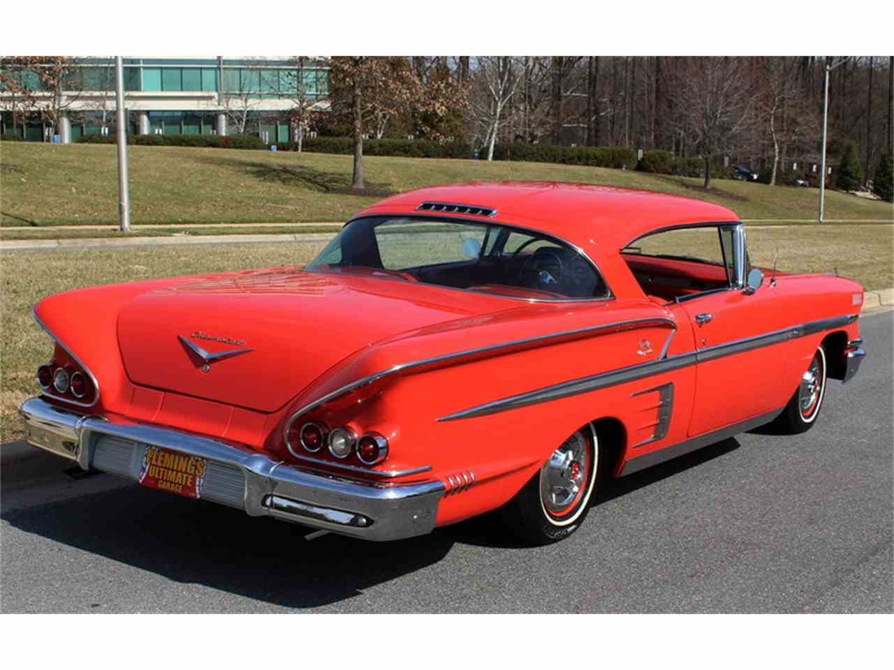 1958 Chevrolet Impala for Sale | ClassicCars.com | CC-1067237