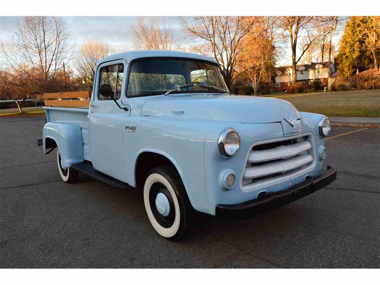 1955 Dodge Pickup for Sale | ClicCars.com | CC-1067307