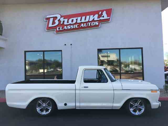 Picture of '77 F100 - MQGS