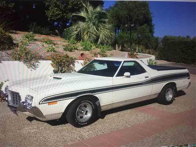 Picture of '72 Ranchero - MVJZ