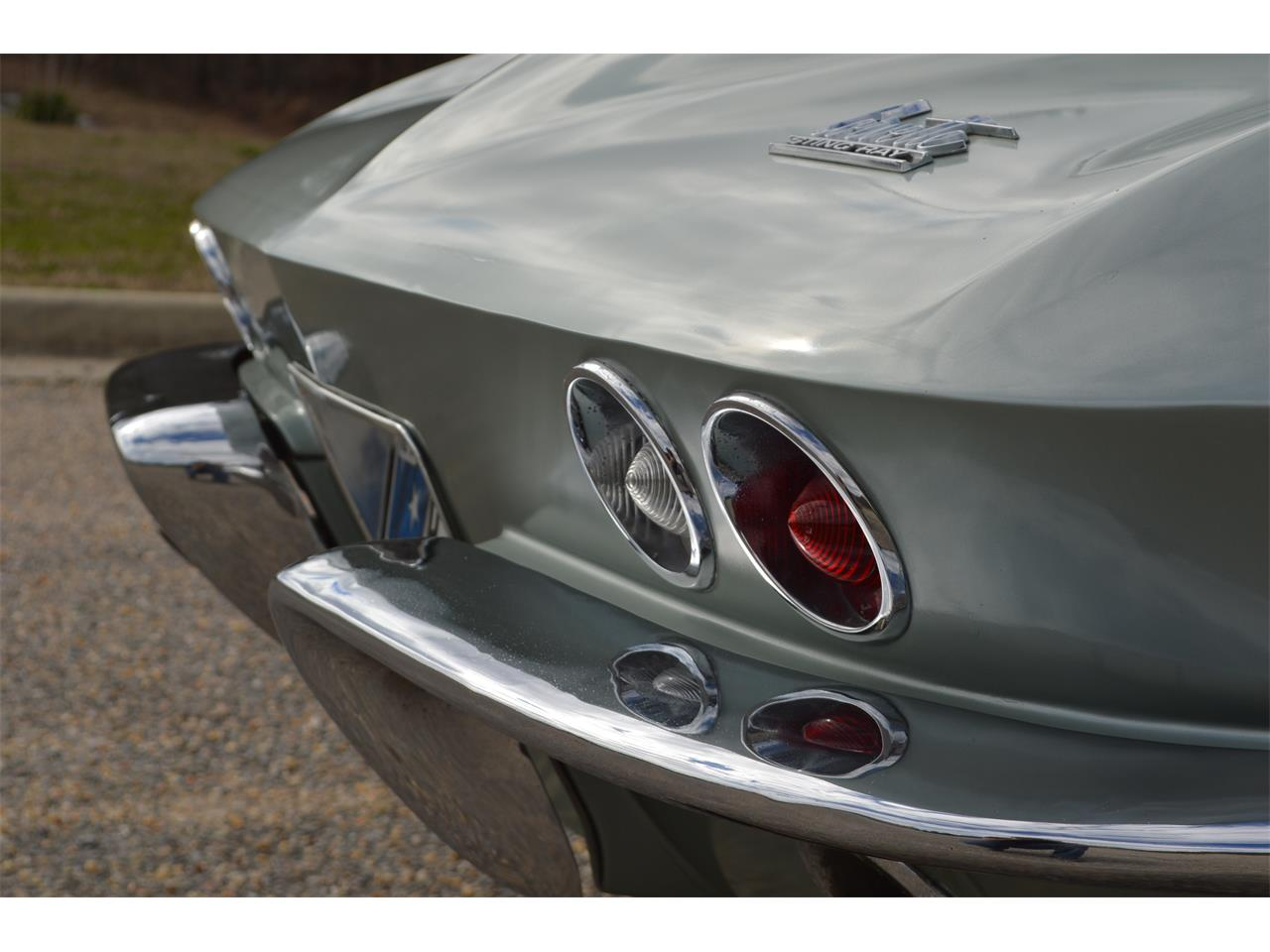 Large Picture of '66 Corvette - MVKC