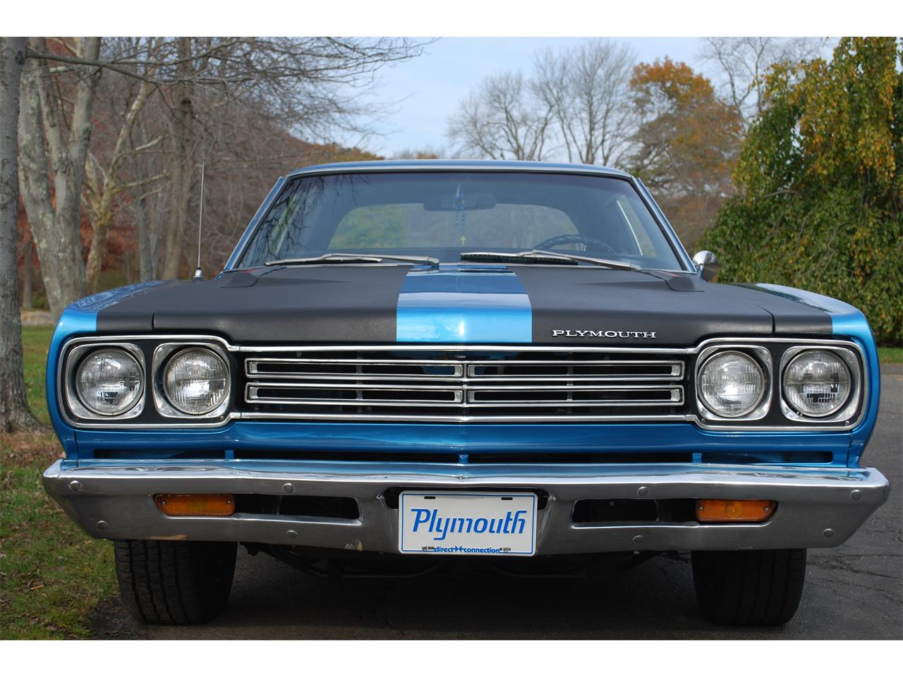 1969 Plymouth Road Runner For Sale Cc 1067346 69 Wiring Diagram Large Picture Of Mvki