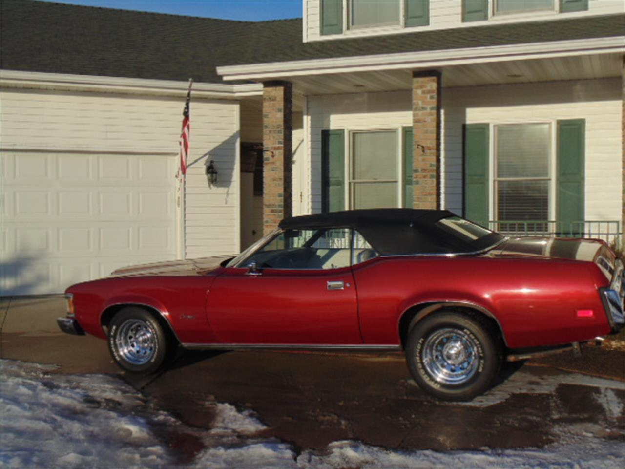 Large Picture of '73 Cougar XR7 located in Minnesota - $17,999.00 - MVLC