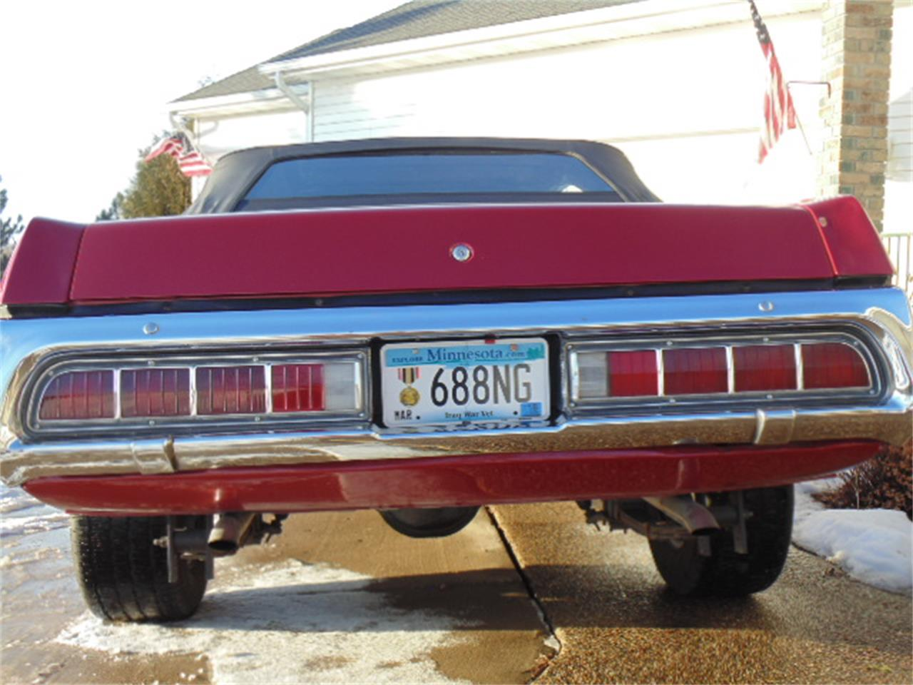 Large Picture of Classic '73 Cougar XR7 Offered by Braaten's Auto Center - MVLC