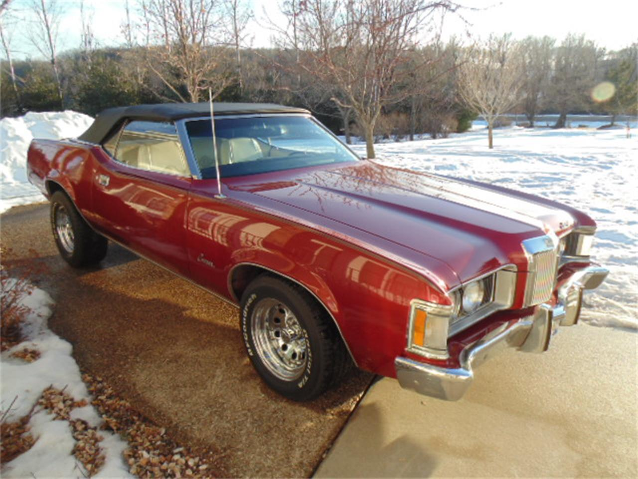 Large Picture of Classic '73 Mercury Cougar XR7 - MVLC