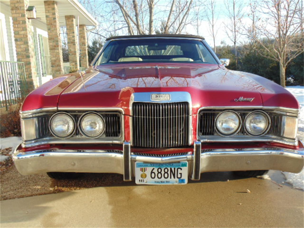 Large Picture of Classic 1973 Cougar XR7 located in Rochester,Mn Minnesota - $17,999.00 - MVLC