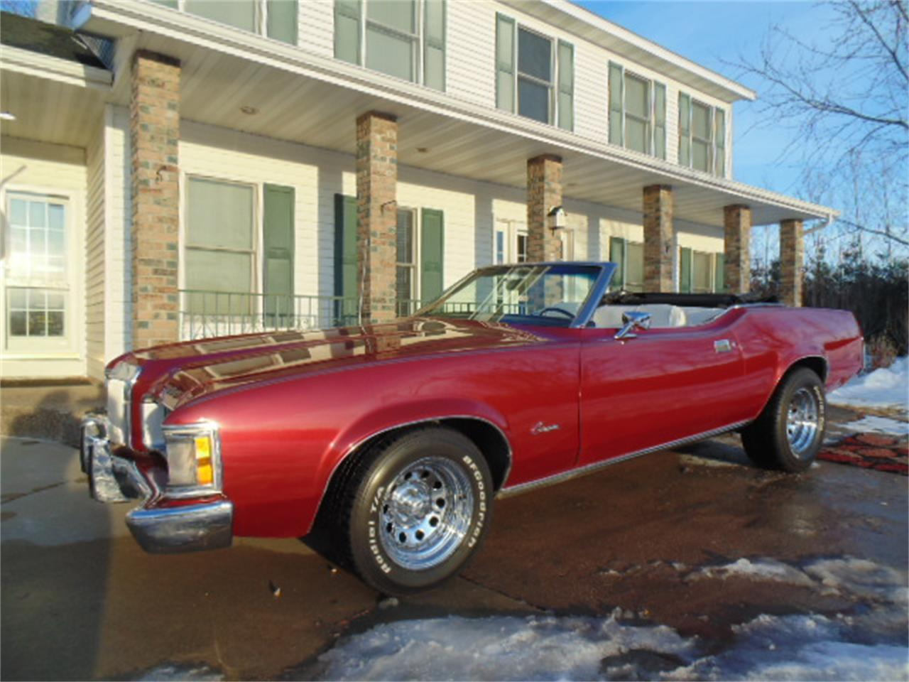 Large Picture of Classic 1973 Cougar XR7 located in Minnesota - $17,999.00 - MVLC