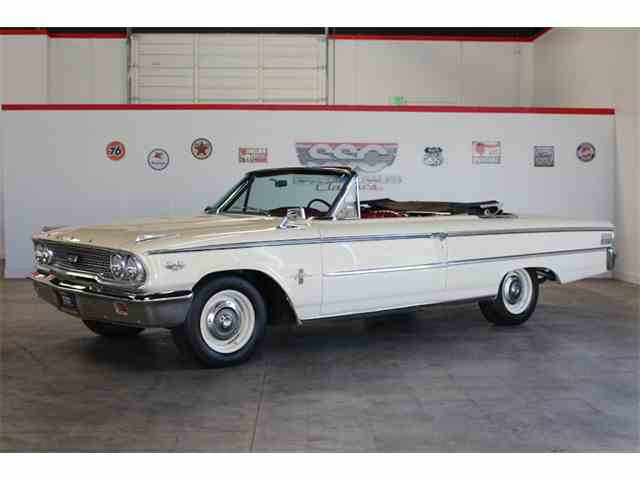 Picture of '63 Ford Galaxie 500 XL - $43,990.00 - MVLW