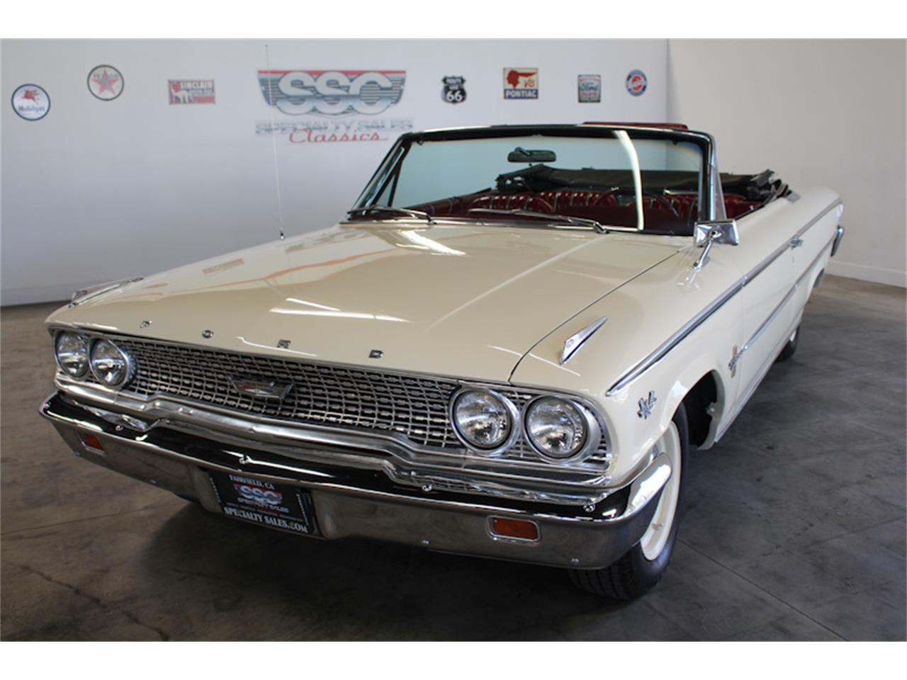 Large Picture of Classic 1963 Ford Galaxie 500 XL Offered by Specialty Sales Classics - MVLW