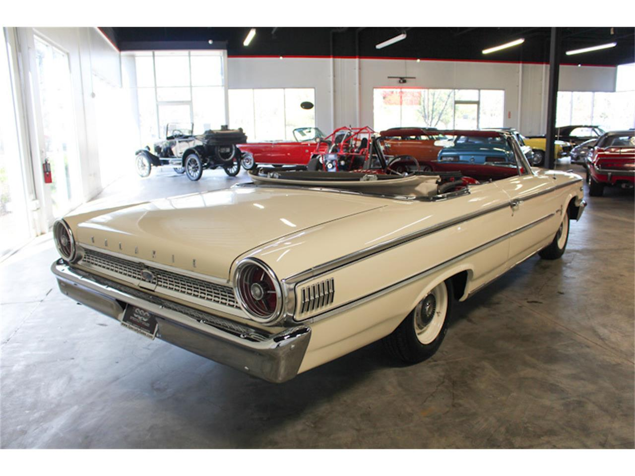 Large Picture of Classic 1963 Ford Galaxie 500 XL - MVLW