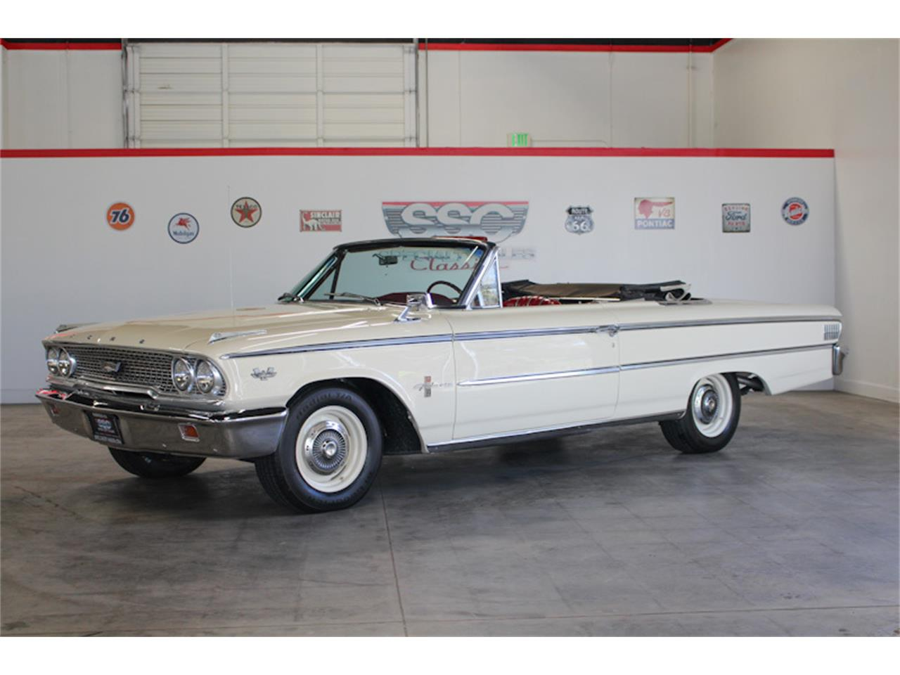 Large Picture of Classic 1963 Galaxie 500 XL located in Fairfield California - MVLW
