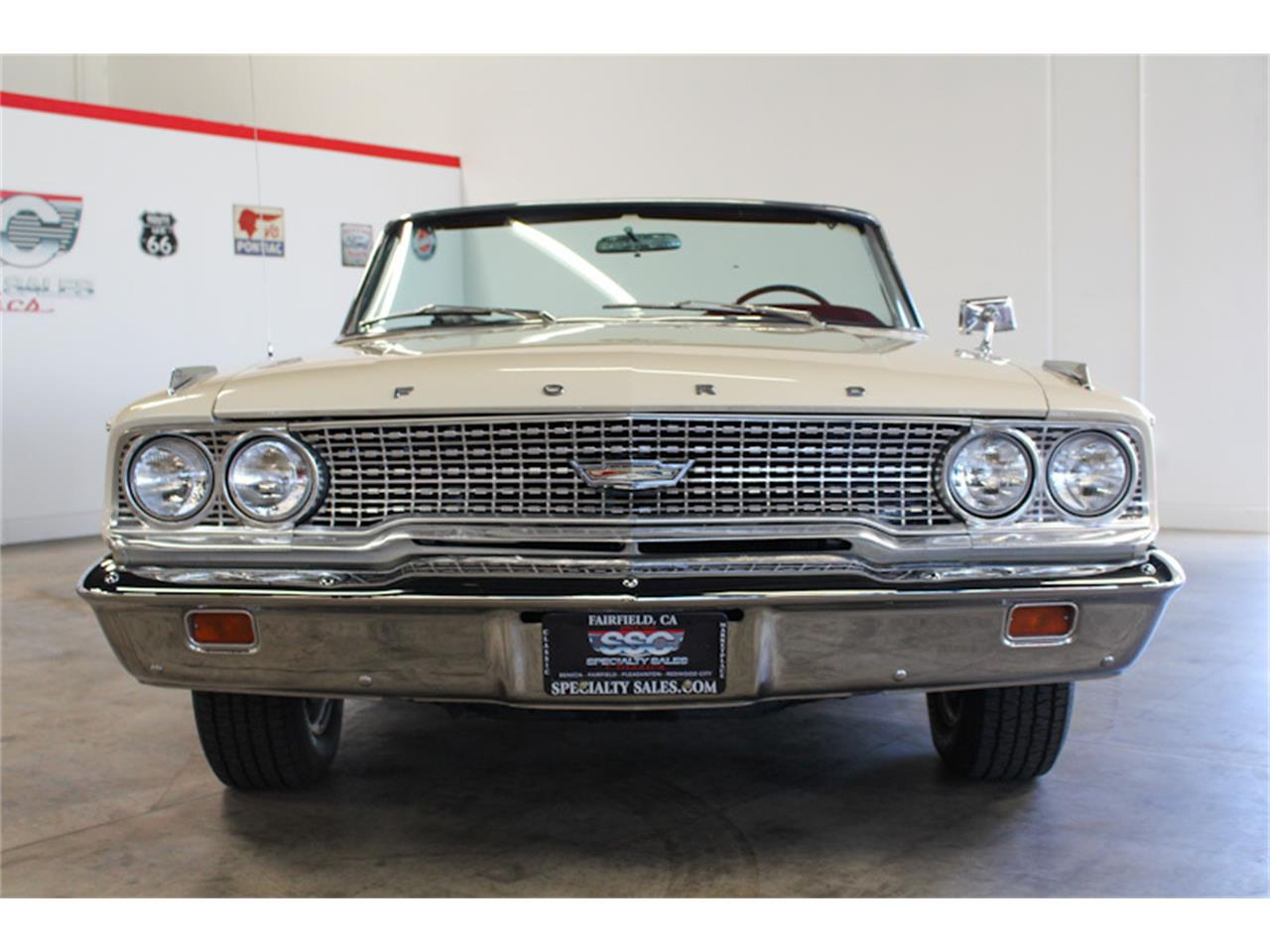 Large Picture of Classic '63 Galaxie 500 XL located in California Offered by Specialty Sales Classics - MVLW