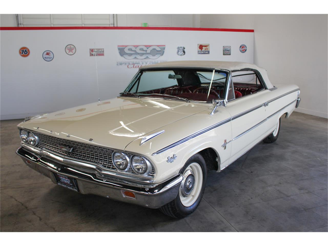 Large Picture of '63 Galaxie 500 XL - $39,900.00 - MVLW