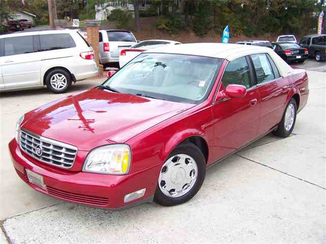 Picture of '02 DeVille - MQH0