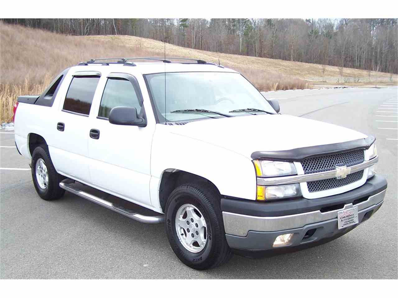 2005 chevrolet avalanche for sale cc. Black Bedroom Furniture Sets. Home Design Ideas
