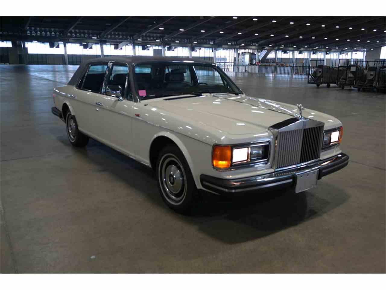 1981 Rolls-Royce Silver Spur for Sale | ClicCars.com | CC-1067412