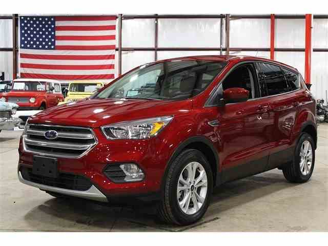 Picture of '17 Ford Escape - $20,900.00 Offered by  - MVNS