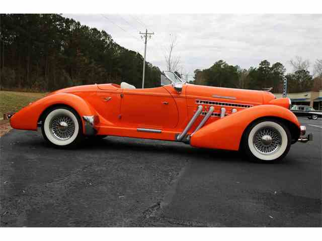 Picture of '36 Kit Car Boattail - MVO1
