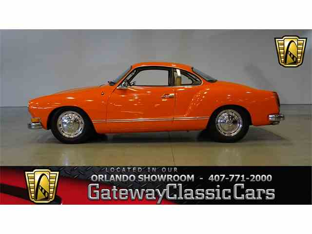 Picture of '72 Karmann Ghia - MVO2