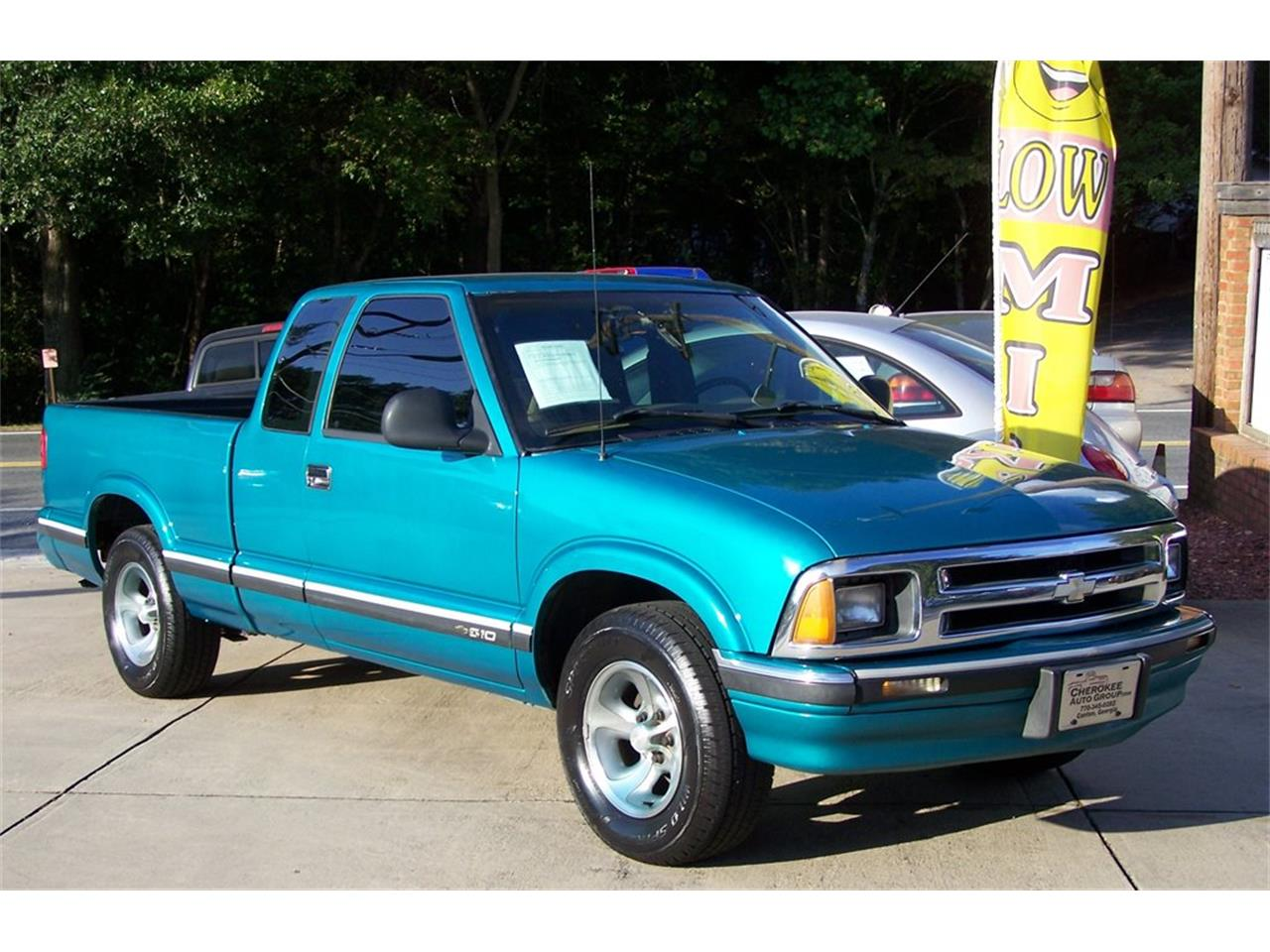 Large Picture Of 1995 S10 Located In Canton Georgia Mqh8