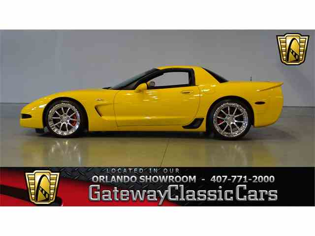Picture of '02 Corvette - MVOH