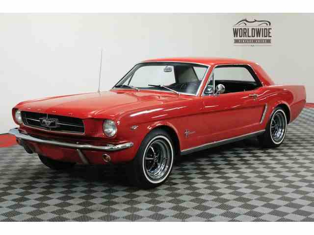 Picture of '65 Mustang - MVQ6