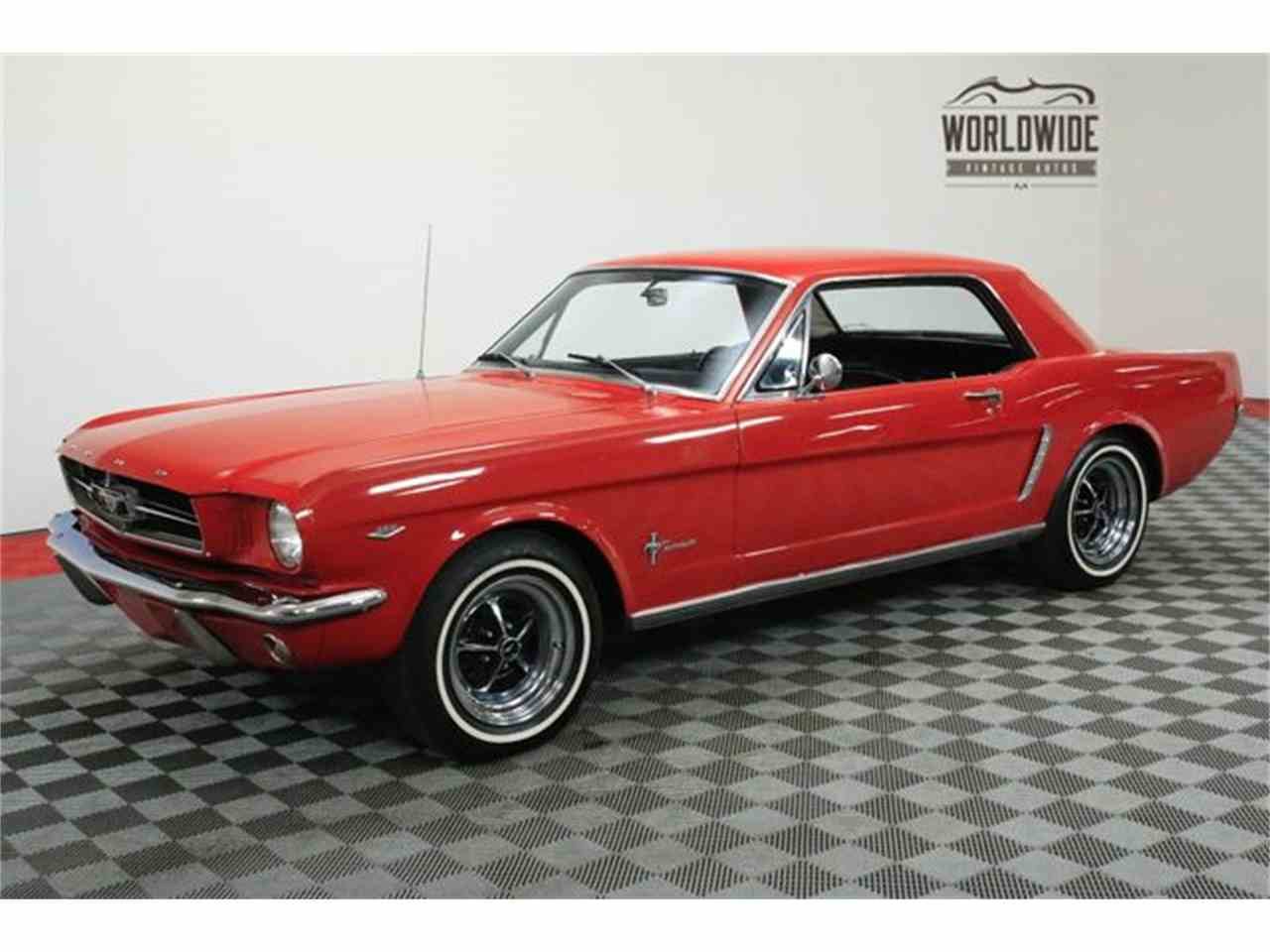 1965 Ford Mustang for Sale | ClassicCars.com | CC-1067550