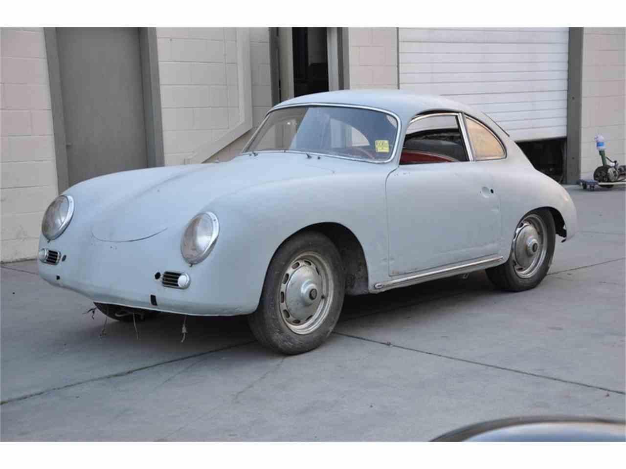 1958 Porsche 356 for Sale   ClicCars.com   CC-1067569
