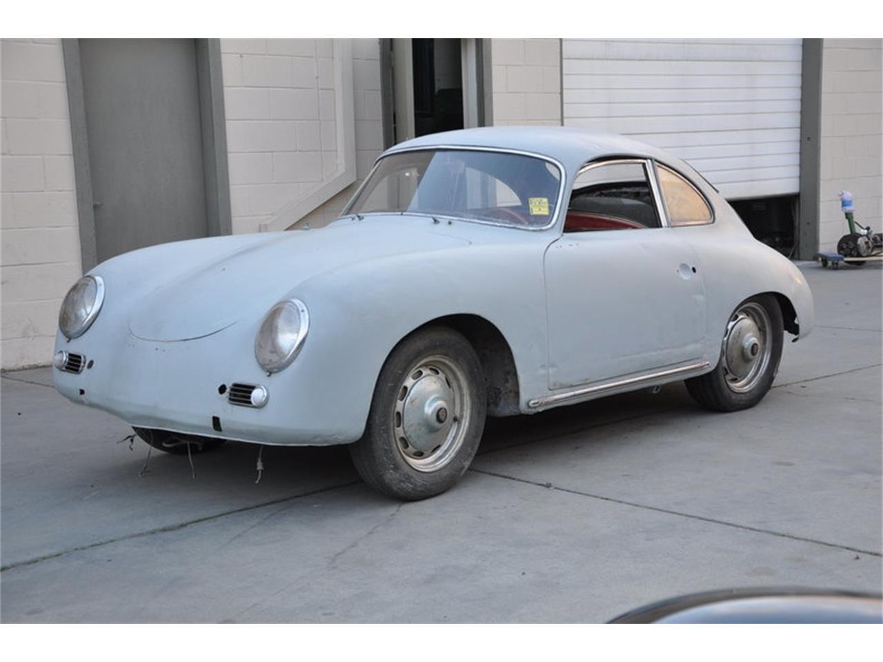 Porsche 356 For Sale >> For Sale 1958 Porsche 356 In Costa Mesa California