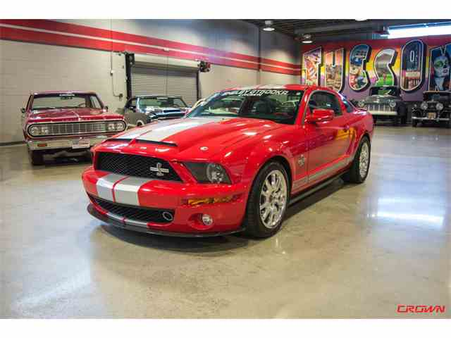 Picture of '09 Mustang GT500 - MVQR