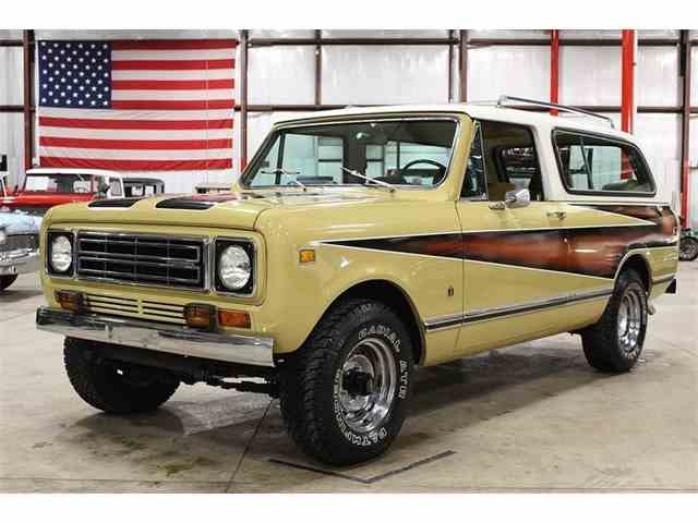 Picture of '77 Travelall - MVR3
