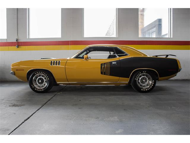 1971 Plymouth Cuda for Sale on ClassicCars com on