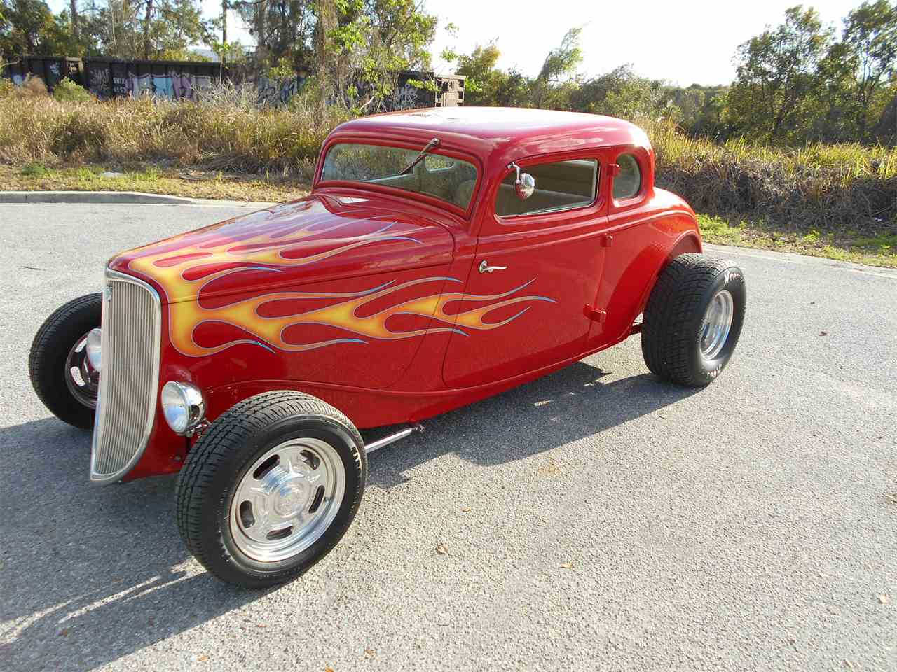 1933 Ford Coupe for Sale | ClassicCars.com | CC-1067612