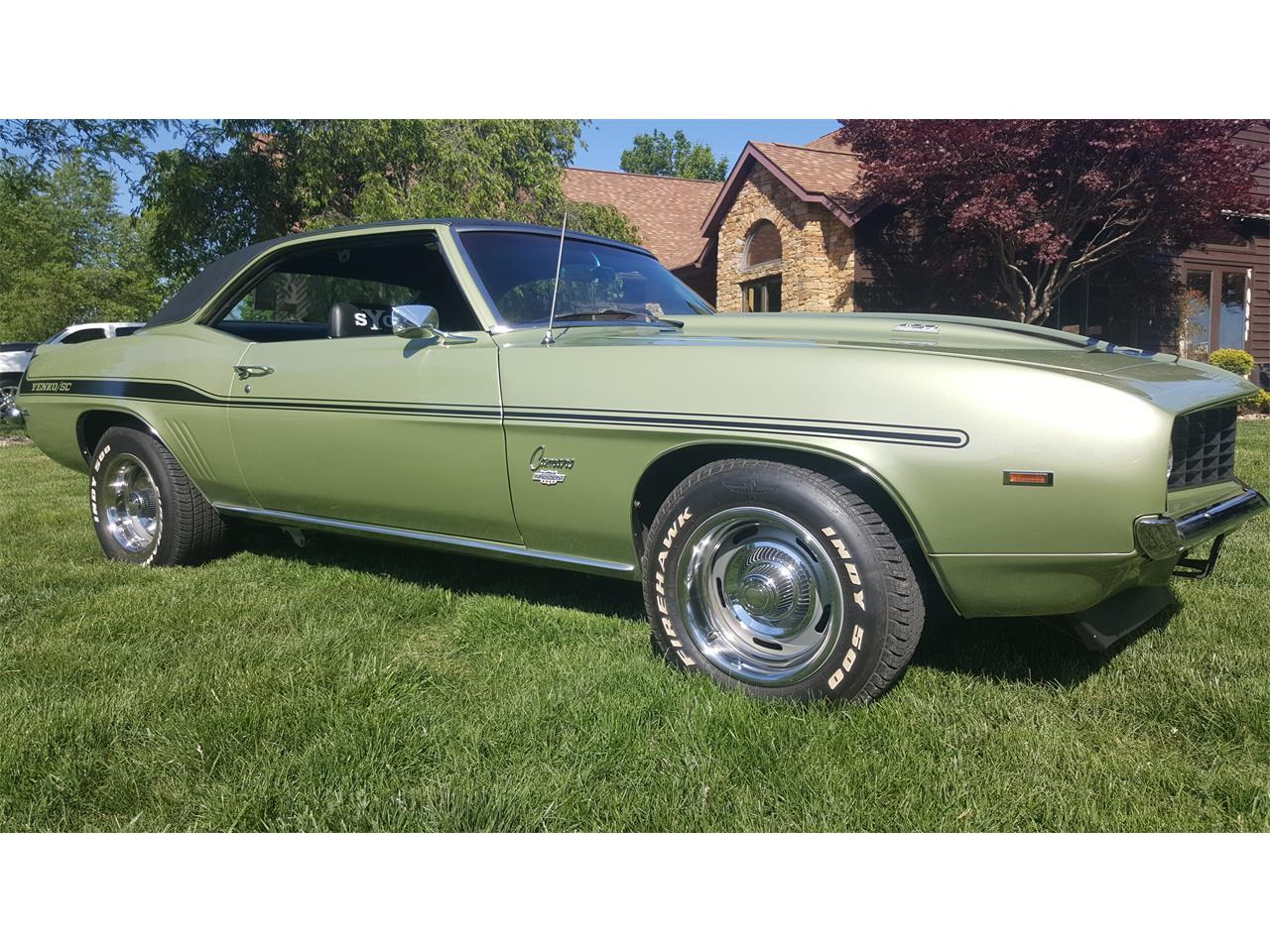 Yenko Camaro For Sale >> For Sale 1969 Chevrolet Camaro Yenko In Bloomington Indiana