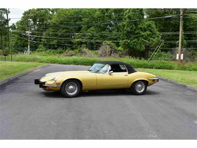 Picture of 1974 Jaguar XKE - MVSD