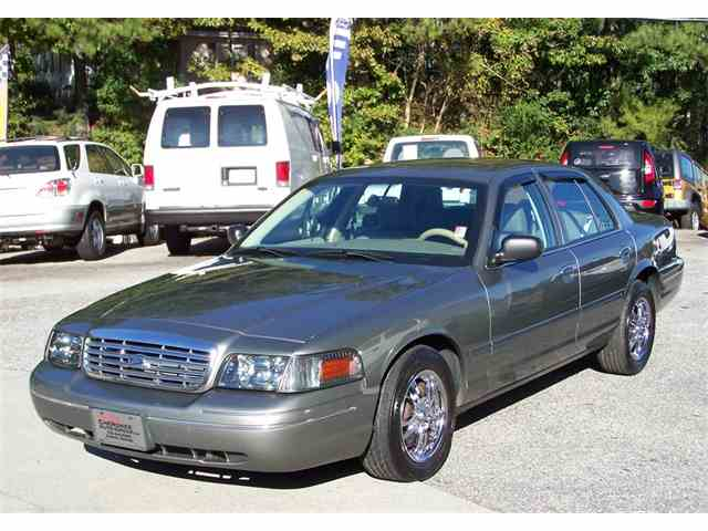 Picture of '04 Crown Victoria - MQHN