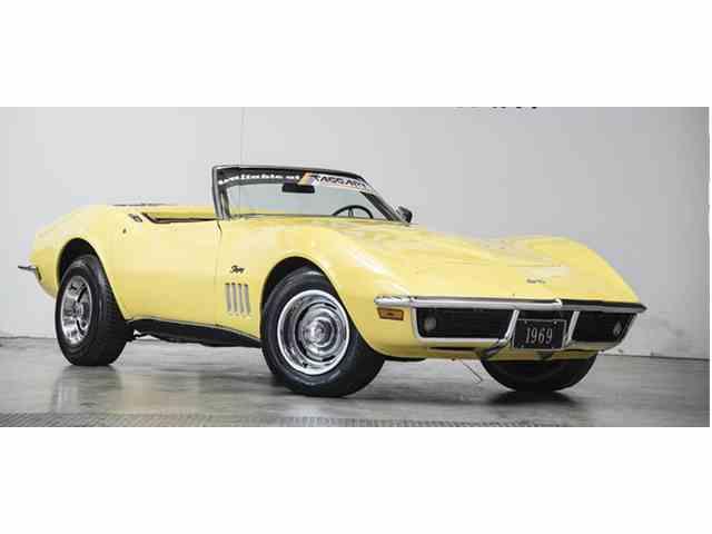 Picture of '69 Corvette - MVSH