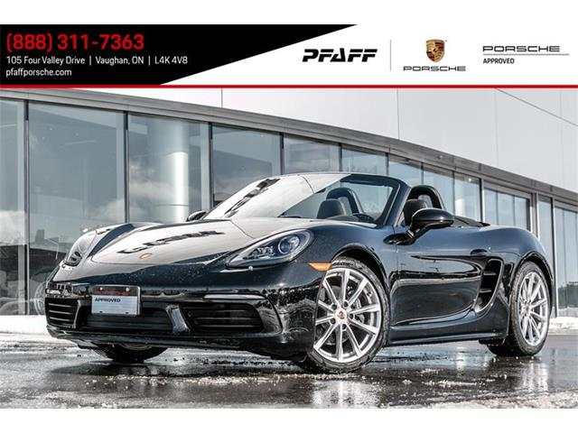 Picture of '17 Boxster - MVSR
