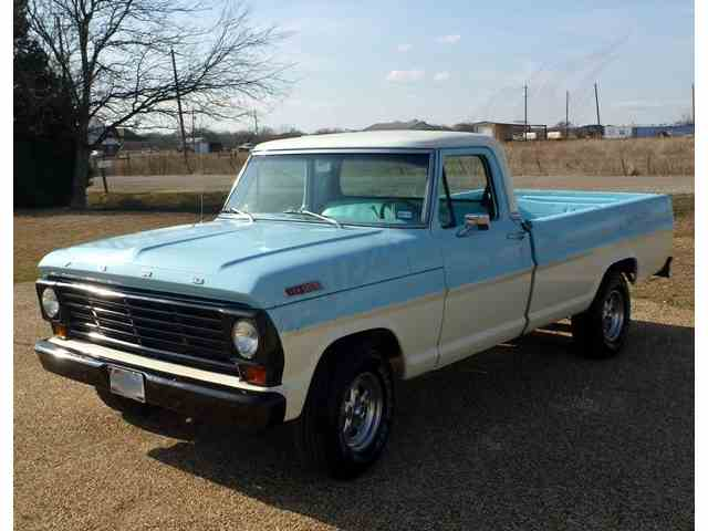 Picture of '67 F100 - MVT9