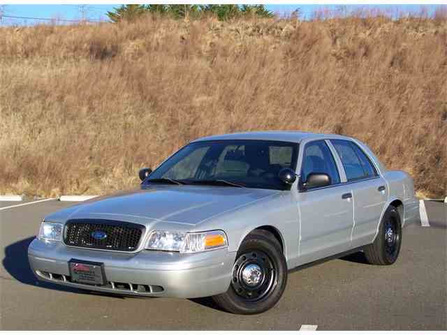 Picture of '08 Crown Victoria - MQHR