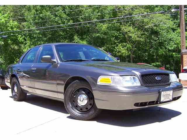 Picture of '09 Crown Victoria - MQHS