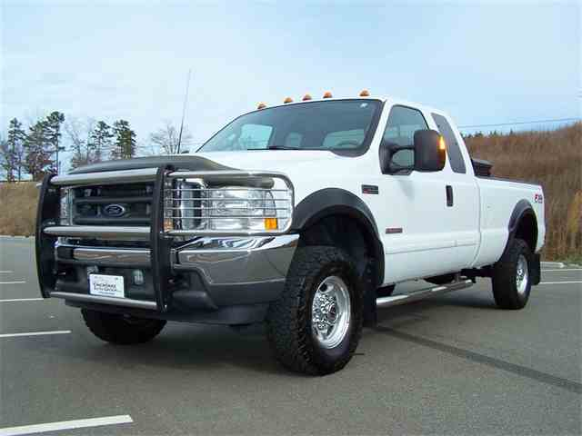 Picture of '03 F350 - MQHW