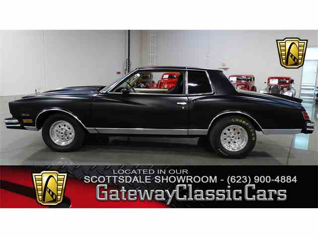 Picture of '80 Chevrolet Monte Carlo located in Arizona Offered by  - MVUW